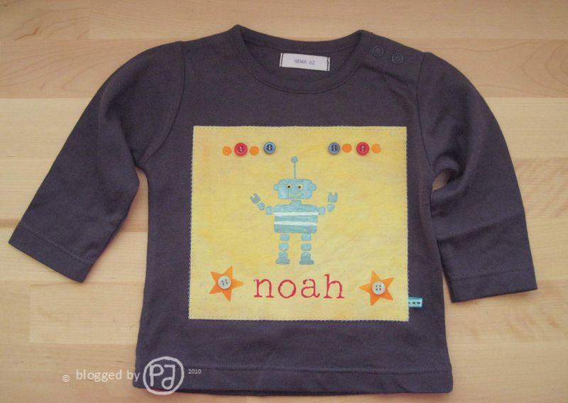 T-shirtje-Noah