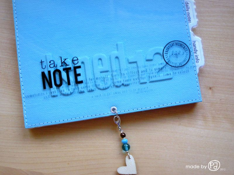 Notebook-tabs